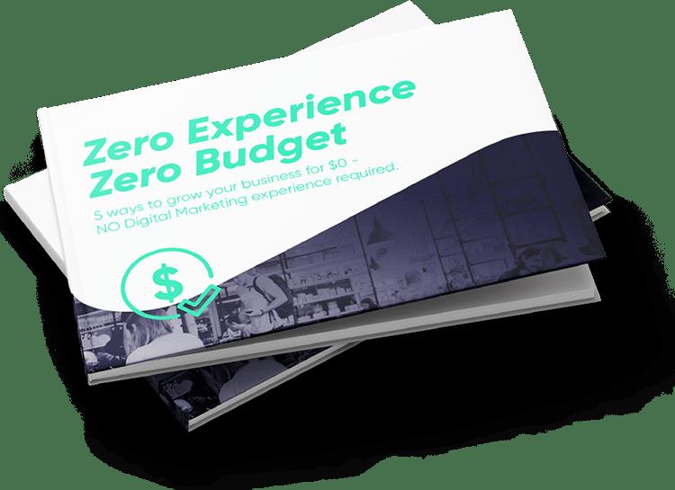 Zero Experience, Zero Budget
